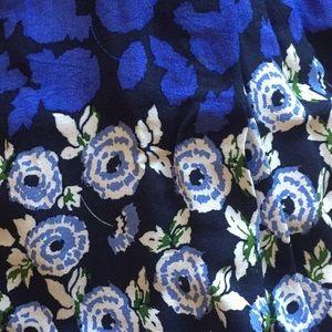 Anthropologie Dresses - Anthro Floral Maxi Dress.
